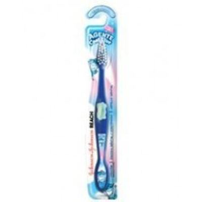 Imagem 2 do produto Escova Dental Johnson´s Reach Agente Cool Blue 30 Pequena