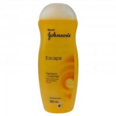 Sabonete Líquido Johnson´s Escape 200ml