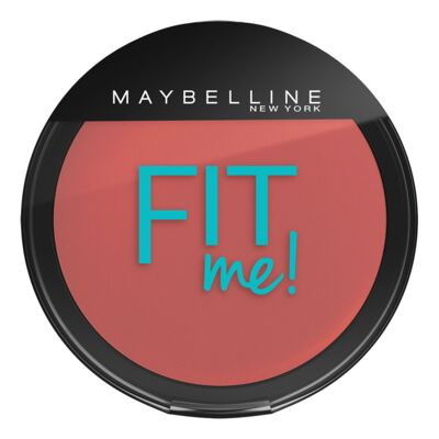 Maybelline Blush Fit Me! Cor 06 Feito para Mim