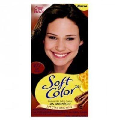 Tintura Soft Color 477 Café Intenso