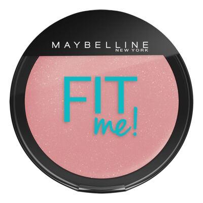 Maybelline Blush Fit Me! Cor 04 Eu e Eu Mesma