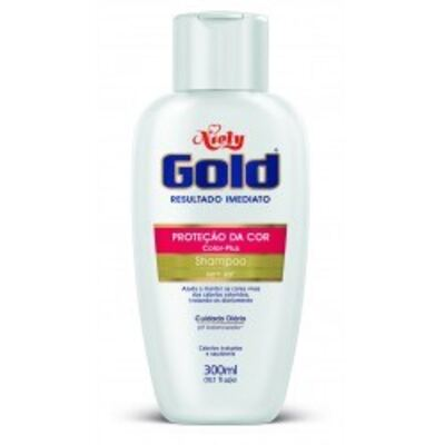 Shampooo Niely Gold Proteção da Cor 300ml - Shampoo Niely Gold Proteção da Cor 300ml