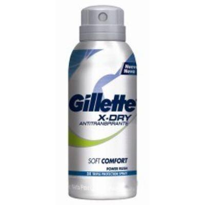 Imagem 1 do produto Desodorante Spray Gillette Masculino Soft Comfort 150ml