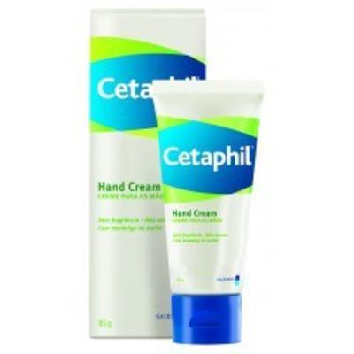 Imagem 2 do produto Cetaphil Hand Cream Mãos Secas e Rachadas - Creme para as Mãos - 85g