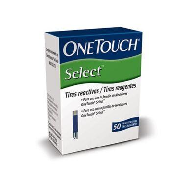 Imagem 3 do produto Tira Reagente One Touch Select