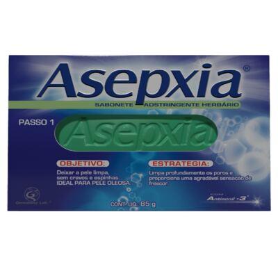Imagem 1 do produto Sabonete Asepxia Adstringente Herbário 85g