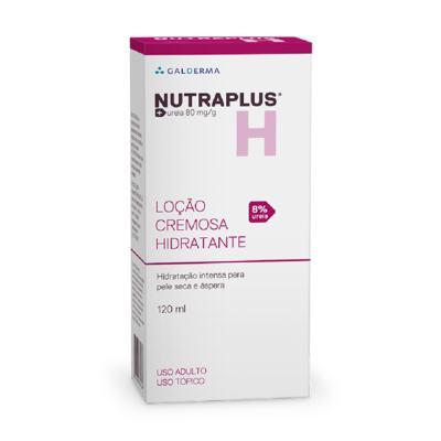 Imagem 2 do produto Nutraplus 8% Loção Hidratante 120ml
