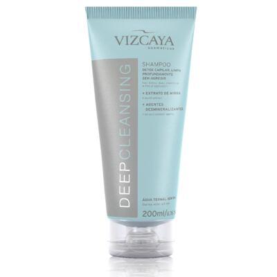 Imagem 1 do produto Shampoo Vizcaya Deep Cleansing 200ml