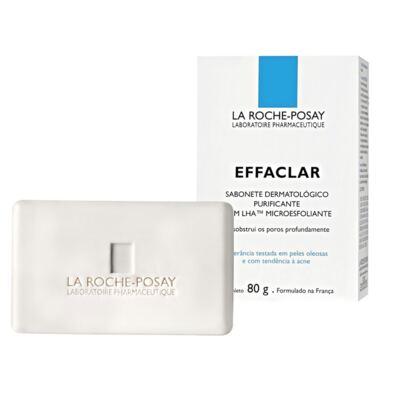Imagem 2 do produto Kit Effaclar Sabonete De Limpeza Facial 80g + Saboneteira