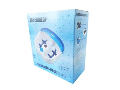 Imagem 5 do produto HIDROMASSAGEADOR PARA PES 220V SUPERMEDY
