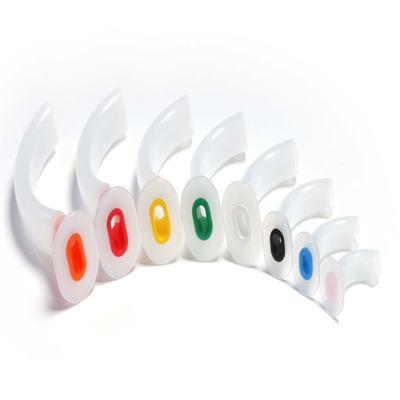 Imagem 1 do produto CANULA OROFARINGEA DE GUEDEL MD - Nº 2 - 70MM - Branca