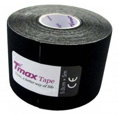 Imagem 1 do produto FITA DE KINESIO 5MX5CM PRETO TMAX