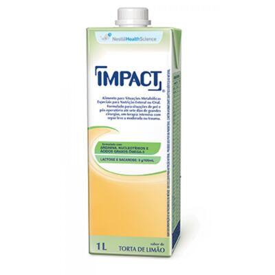 Imagem 1 do produto Impact Torta de Limão Nestlé - 200 ml
