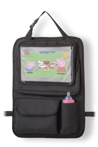 Organizador para Carro com Case para Tablet Store 'N Watch Multikids Baby - BB184
