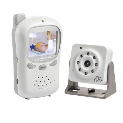 Babá Eletrônica Multikids Baby digital com câmera BB126