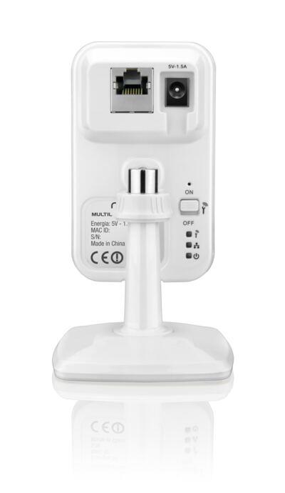 Imagem 4 do produto Babá Eletrônica Multikids Baby Wi-Fi BB209