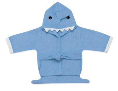 Imagem 2 do produto Roupão para Bebê com Capuz Tubarão Multikids Baby - BB074