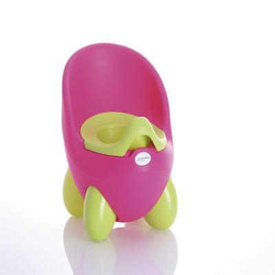 Troninho Infantil 2 Em 1 Learn Style Rosa Multikids Baby - BB198
