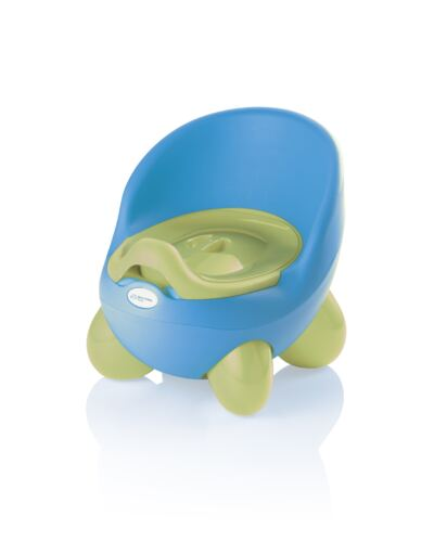Imagem 4 do produto Troninho Infantil 2 Em 1 Learn Style Azul Multikids Baby - BB203