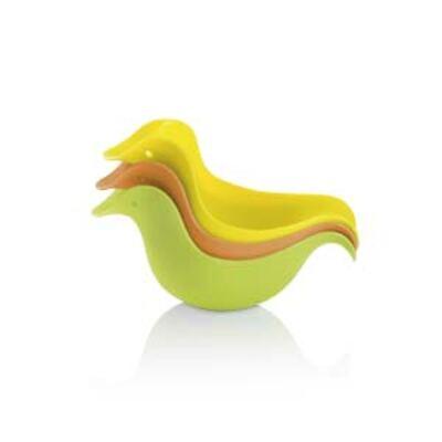 Imagem 1 do produto Patinhos para Banho Quack Ducks 3 Pcs Multikids Baby - BB196