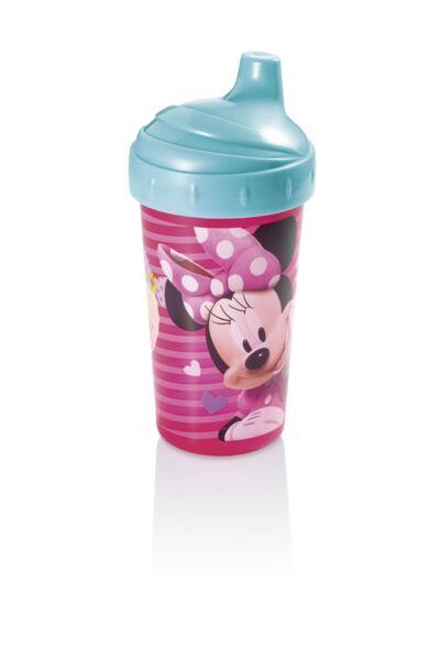 Imagem 1 do produto Copo com Bico Rígido Minnie Multikids Baby - BB080