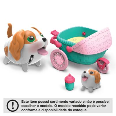 Imagem 2 do produto Au Au Pets Com Carrinho - BR542