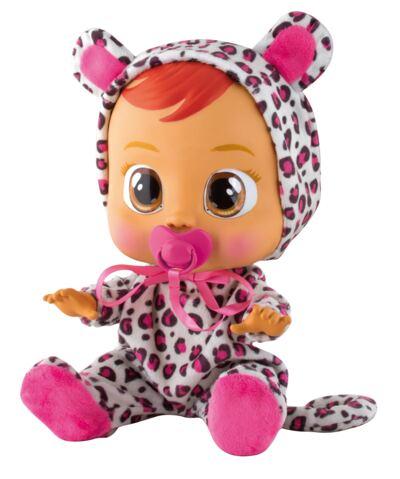 Imagem 1 do produto Boneca Cry Babies Leo - BR526