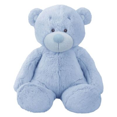Urso Bonnie Em Pelúcia Azul 40 Cm Multikids - BR167