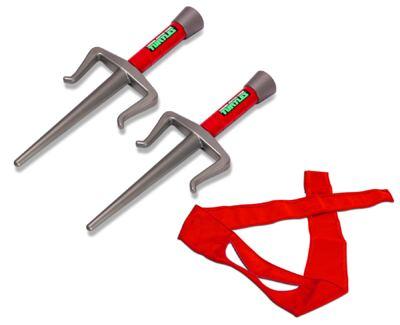 Imagem 1 do produto Tartarugas Ninja Acessórios - Raphael - BR038C