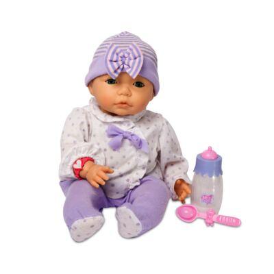 Imagem 1 do produto Boneca Emotion Baby Multikids - BR023A