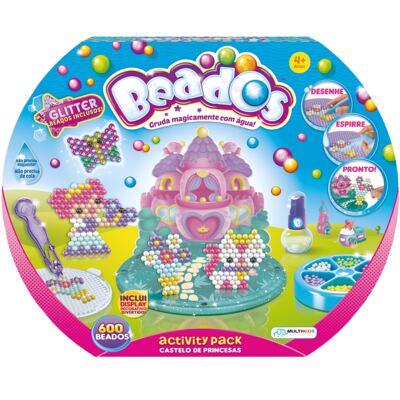 Beados Atividades Castelo de Princesas - BR570
