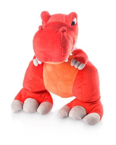 Imagem 1 do produto Pelúcia Dino Thunder Stompers Vermelho - BR357