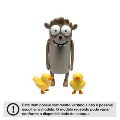 Imagem 2 do produto Boneco Regular Show-Figura 15 Cm Mordecai  e RiGBy Multikids - BR130