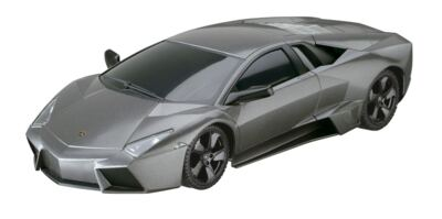 Imagem 1 do produto Carrinho Controle Remoto XQ - Lamborghini Reventón - 1:18 - BR442
