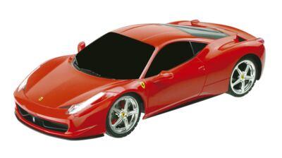 Carrinho Controle Remoto XQ - Ferrari 458 Italia - 1:24 - BR436