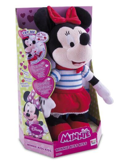 Imagem 1 do produto Pelúcia Minnie Kiss Kiss Multikids - BR292