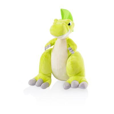 Imagem 1 do produto Pelúcia Dino Thunder Stompers Verde - BR360