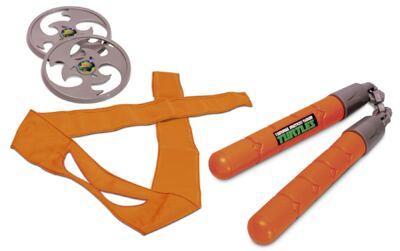 Imagem 1 do produto Tartarugas Ninja Acessórios - Michelangelo - BR038B