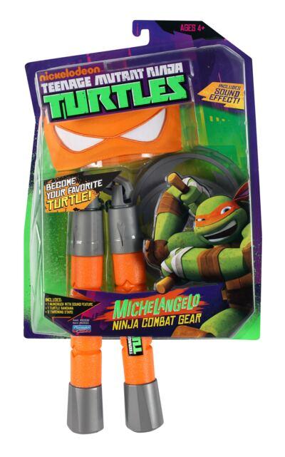 Imagem 2 do produto Tartarugas Ninja Acessórios - Michelangelo - BR038B