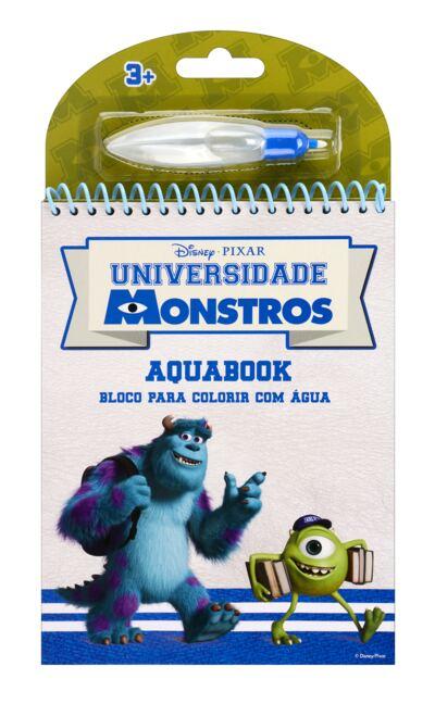 Imagem 2 do produto Aquabook Universidade de Monstros - BR180