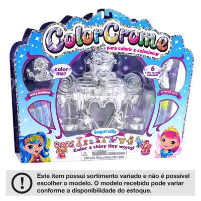 Imagem 4 do produto Color Crome Playset - BR356