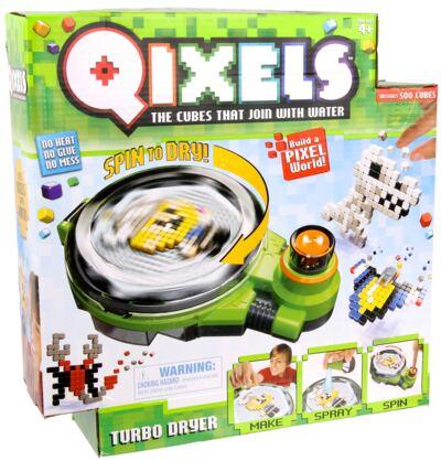 Imagem 1 do produto Qixels Turbo Dryer - BR497