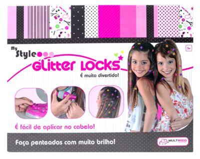 Imagem 4 do produto My Style Glitter Locks - BR015