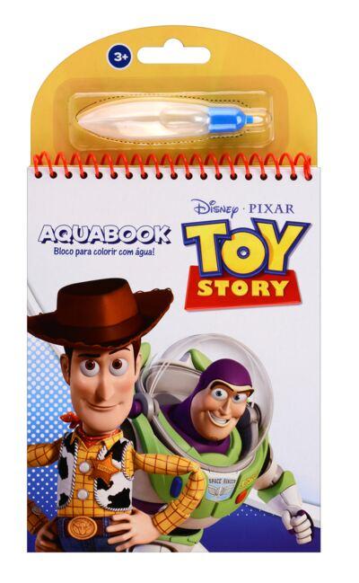 Imagem 2 do produto Aquabook Toy Story - BR185