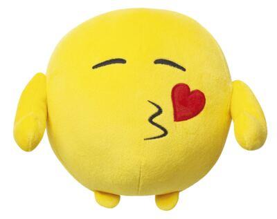 Imagem 1 do produto Pelúcia Multikids Emoji Beijo 18cm BR552
