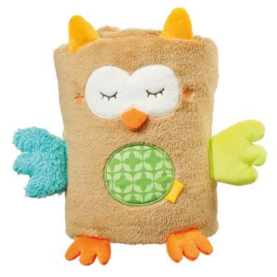 Imagem 1 do produto Manta bebê coruja Multikids baby - BR702