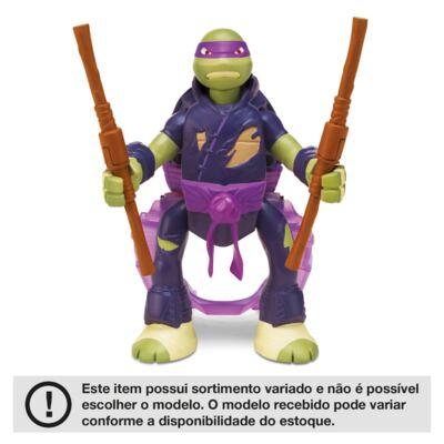 Tartarugas Ninja Throw N Battle  - BR285