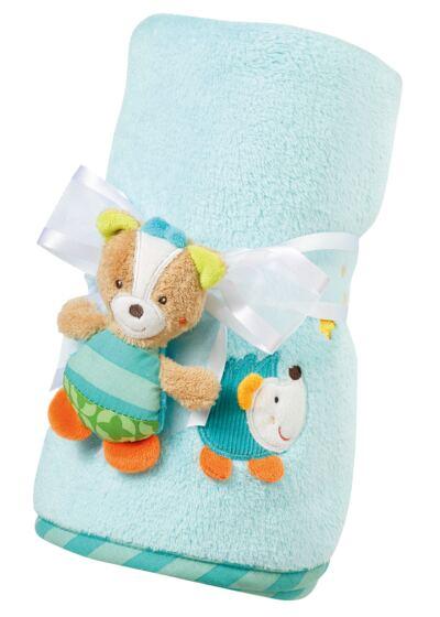 Manta bebê urso Multikids baby - BR706