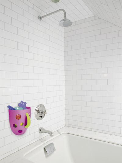 Imagem 3 do produto Organizador para Banho Super Scoop Rosa Multikids Baby - BB204