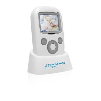 Imagem 4 do produto Babá Eletrônica Multikids Baby com Tela Baby View BB001